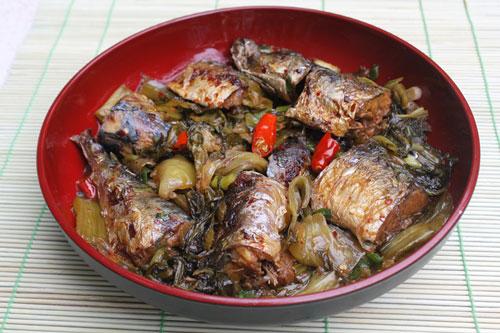 các cách nấu món cá nục kho thơm, kho tiêu, kho tỏi ớt, kho dưa vừa  ngon lại dễ làm phần 1