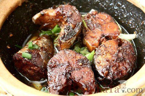 các cách nấu món cá nục kho thơm, kho tiêu, kho tỏi ớt, kho dưa vừa  ngon lại dễ làm phần 4