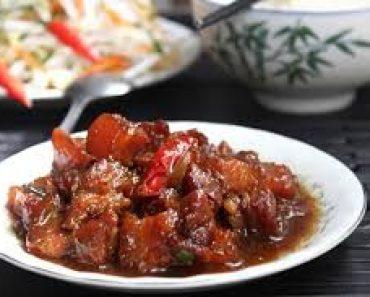 cách làm thịt kho tàu chay đơn giản thơm ngon theo kiểu miền nam