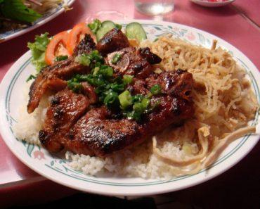 cách làm ướp thịt heo nướng dành cho món bún chả cơm tấm thơm ngon tại nhà phần 1