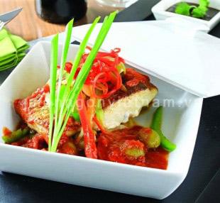hướng dẫn món cá mú nướng sốt thập cẩm ngon tuyệt phần 1