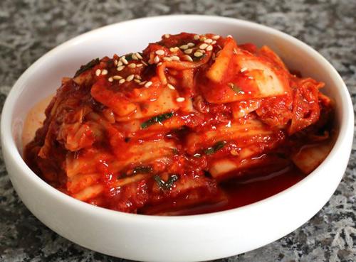 cách làm kim chi củ cải, cải thảo, dưa chuột ngon đúng kiểu Hàn Quốc phần 1