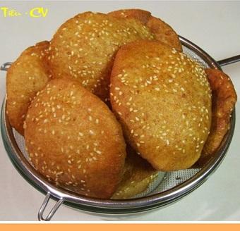 cách làm món bánh tiêu đường đơn giản thơm ngon đậm hương vị sài gòn