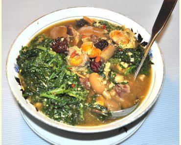 cách làm món đuôi bò hầm thuốc bắc theo khẩu vị của người Hoa