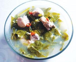 cách nấu canh gà lá giang thơm ngon kiểu miền Nam