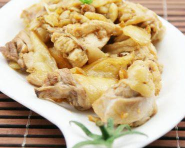 Cách nấu món gà rang gừng thơm ngon
