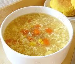 cách nấu súp gà ngô non cực ngon mà đơn giản