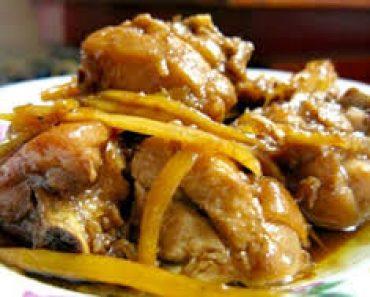cách nấu thịt gà kho gừng thơm ngon đơn giản nhất