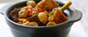 Cách làm đậu phụ om nấm hương món chay ngon cho mùa ăn chay