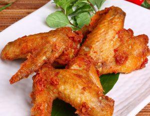 Tuyệt chiêu làm món cánh gà chiên nước mắm ngon hết sẩy cho ngày cuối tuần.