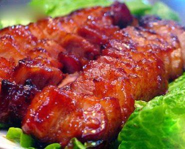 cách làm món thịt ba chỉ nướng sa tế ngon ngất ngây theo công thức chuẩn nhất phần 1