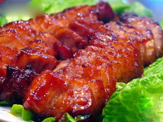 cách làm món thịt ba chỉ nướng sa tế ngon ngất ngây theo công thức chuẩn nhất.