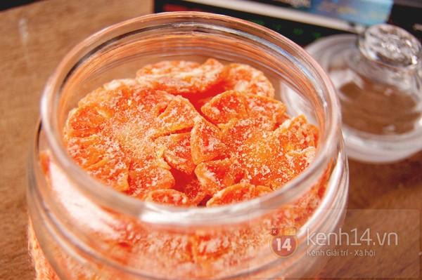 cách làm mứt cà rốt đơn giản giòn thơm ngon