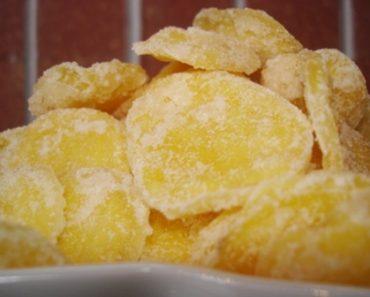 cách làm mứt khoai tây giòn ngon, ăn là ghiền