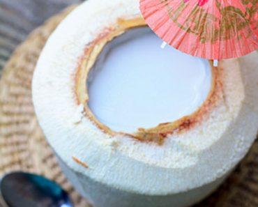 cách làm rau câu trái dừa dẻo thơm, món ngon thường ngày