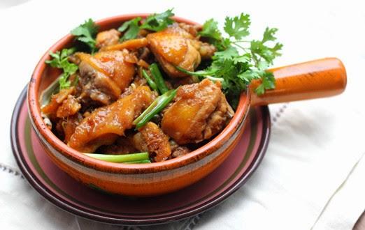 Cách nấu thịt gà kho chao không ngon không lấy tiền cho ngày đông.