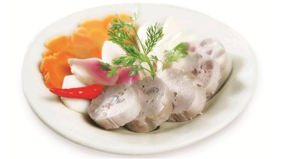cách làm món giò bì lợn giòn ngon ăn rồi muốn ăn nữa