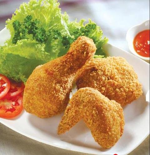 bật mí cách làm gà rán KFC ngon như nhà hàng 5 sao