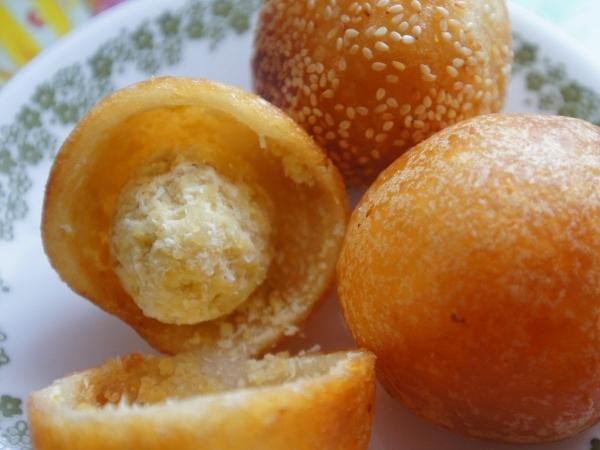 cách làm bánh rán ngọt nhân đậu xanh ngon mà đơn giản nhất