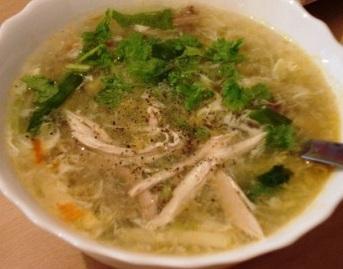 cách nấu súp cua gà nấm ngô non ngon bổ ấm bụng cả nhà