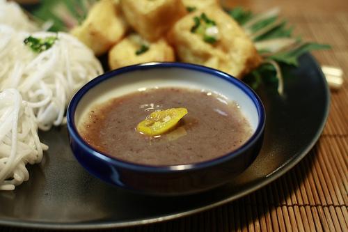 Cách làm mắm tôm chua đậm đà thơm ngon