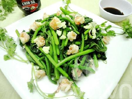 Cách làm món rau bí xào tỏi ngon ăn mãi không chán
