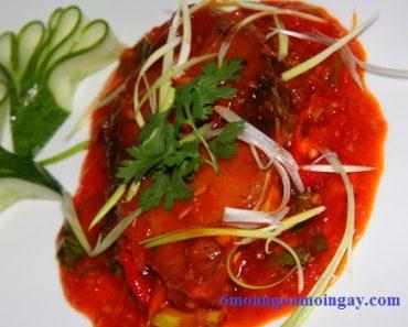 cách nấu cá thu sốt cà chua thơm ngon đơn giản nhất