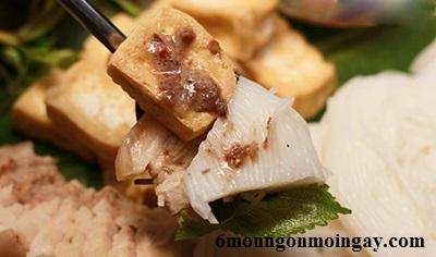 cách làm bún đậu mắm tôm ngon đậm đà của người Hà Nội phần 6