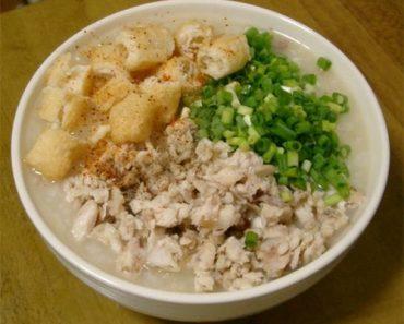 cách nấu cháo đậu xanh thịt bằm vừa ngon vừa bổ