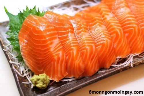 cách chế biến cá hồi xông khói ăn ngon là khỏi chê