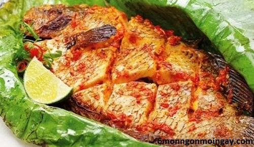 cách làm cá diêu hồng nướng muối ớt cay ngon hấp dẫn