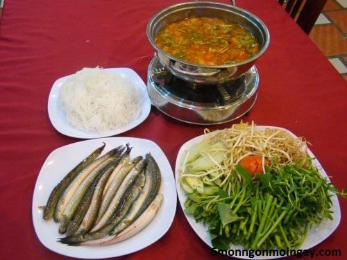 cách làm lẩu cá kèo rau đắng ăn rồi muốn ăn nữa