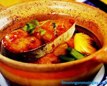 cách nấu cá bông lau kho tộ ngon ăn vào sẽ thích ngay
