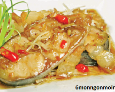 cách nấu cá hú kho riềng cực dễ cực hấp dẫn