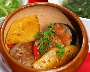 cách nấu cá hú kho thơm (dứa) ngon ăn mãi không ngán