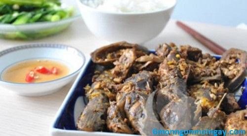 cách nấu cá lăng kho chuối hột ngon nhất quả đất