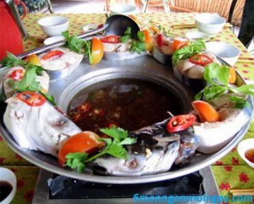 cách nấu lẩu cá bông lau ngon tuyệt hảo