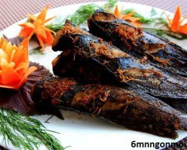 cách nướng cá trê với riềng mẻ không chỉ ngon lại còn bổ dưỡng