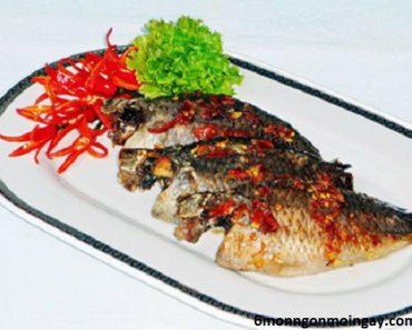 cách làm cá rô phi nướng sả ớt thơm ngon đúng khẩu vị người Việt