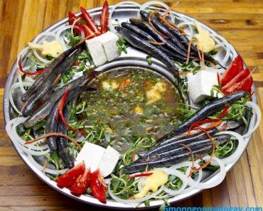 cách nấu lẩu cá chạch thơm ngon nóng hổi vừa thổi ăn