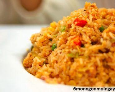 cách rang cơm ngon nhất đảm bảo ai ăn cũng phải khen