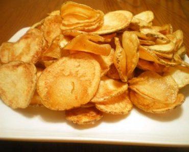 Cách làm bim bim khoai lang món ăn khoái khẩu cho bé yêu