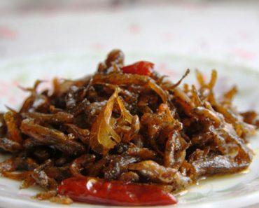 Cách làm cá bống khô xào cay món ăn dân dã quen thuộc