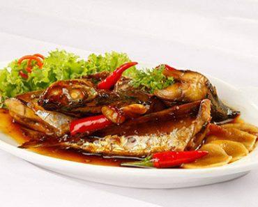 Cách làm cá nục kho tỏi ớt cho thời tiết mát mẻ