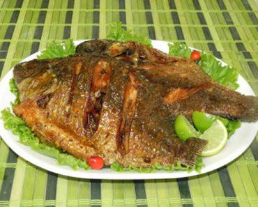 Cách làm cá rán cho bữa cơm gia đình thêm ngong