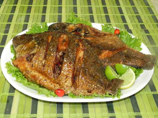 Cách làm cá rô phi rán giòn vàng ngon cực đơn giản