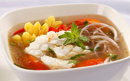 Cách làm canh chua mực giúp kích thích vị giác cả nhà