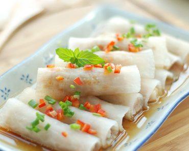 Cách làm củ cải cuốn tôm thịt thơm ngon hấp dẫn