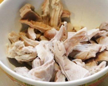 Cách làm dạ dày hầm hạt sen bổ dưỡng cho thực đơn bà bầu