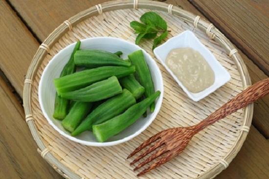 Cách làm đậu bắp luộc đơn giản mang vị ngọt tự nhiên